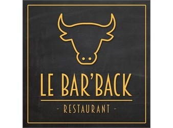 Logo LE BAR'BACK