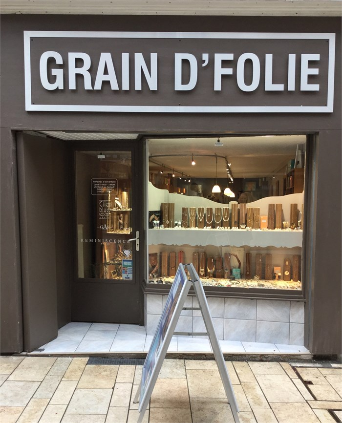 GRAIN D'FOLIE
